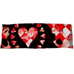 Love Heart Splatter Body Pillow Case (Dakimakura)