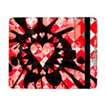 Love Heart Splatter Samsung Galaxy Tab Pro 8.4  Flip Case