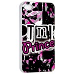 Punk Princess iPhone 4/4s Seamless Case (White)
