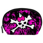 Punk Skull Princess Accessory Pouch (Large)