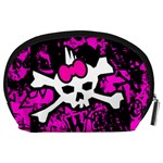 Punk Skull Princess Accessory Pouch (Large) from ArtsNow.com Back