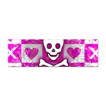 Skull Princess Sticker Bumper (10 pack)