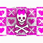 Skull Princess Canvas 24  x 36