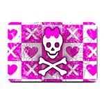 Skull Princess Small Doormat