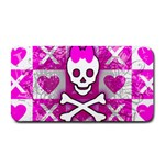 Skull Princess Medium Bar Mat