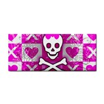 Skull Princess Hand Towel
