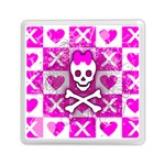 Skull Princess Memory Card Reader (Square)