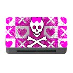 Skull Princess Memory Card Reader with CF