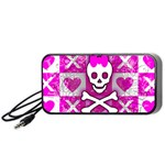 Skull Princess Portable Speaker (Black)