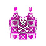 Skull Princess Full Print Recycle Bag (S)