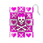 Skull Princess Drawstring Pouch (Large)