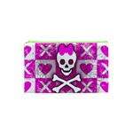 Skull Princess Cosmetic Bag (XS)
