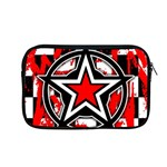 Star Checkerboard Splatter Apple MacBook Pro 13  Zipper Case