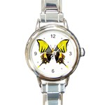 Butterfly M2 Round Italian Charm Watch