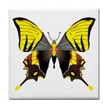 Butterfly M2 Tile Coaster