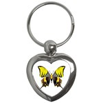 Butterfly M2 Key Chain (Heart)