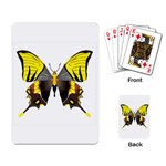 Butterfly M2 Playing Cards Single Design