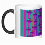 Tropical Rainbow Fishes  In Meadows Of Seagrass Morph Mugs