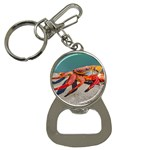 Colored Crab, Galapagos Island, Ecuador Bottle Opener Key Chain