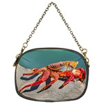 Colored Crab, Galapagos Island, Ecuador Chain Purse (Two Sides)