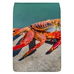Colored Crab, Galapagos Island, Ecuador Removable Flap Cover (L)
