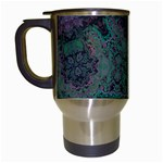 Mandala Corset Travel Mugs (White)