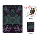 Mandala Corset Playing Cards Single Design (Rectangle)