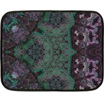 Mandala Corset Double Sided Fleece Blanket (Mini)