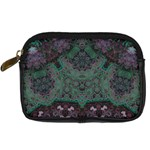 Mandala Corset Digital Camera Leather Case