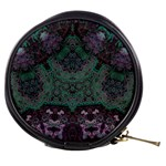 Mandala Corset Mini Makeup Bag