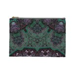 Mandala Corset Cosmetic Bag (Large)