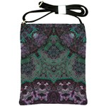 Mandala Corset Shoulder Sling Bag
