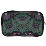 Mandala Corset Toiletries Bag (Two Sides)