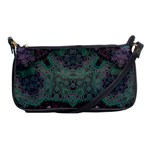 Mandala Corset Shoulder Clutch Bag