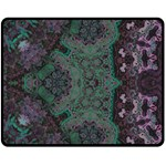 Mandala Corset Fleece Blanket (Medium)