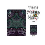 Mandala Corset Playing Cards 54 Designs (Mini)