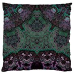 Mandala Corset Large Cushion Case (Two Sides)