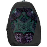 Mandala Corset Backpack Bag