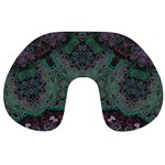 Mandala Corset Travel Neck Pillow