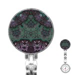 Mandala Corset Stainless Steel Nurses Watch