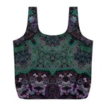 Mandala Corset Full Print Recycle Bag (L)