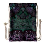Mandala Corset Drawstring Bag (Large)