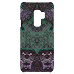 Mandala Corset Samsung S9 Plus Black UV Print Case