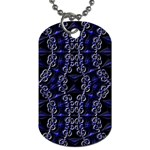 Mandala Cage Dog Tag (One Side)