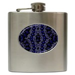 Mandala Cage Hip Flask (6 oz)