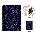 Mandala Cage Playing Cards Single Design (Rectangle)