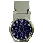 Mandala Cage Money Clip Watches