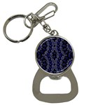 Mandala Cage Bottle Opener Key Chain