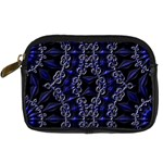 Mandala Cage Digital Camera Leather Case
