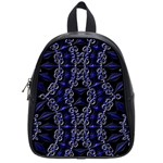 Mandala Cage School Bag (Small)